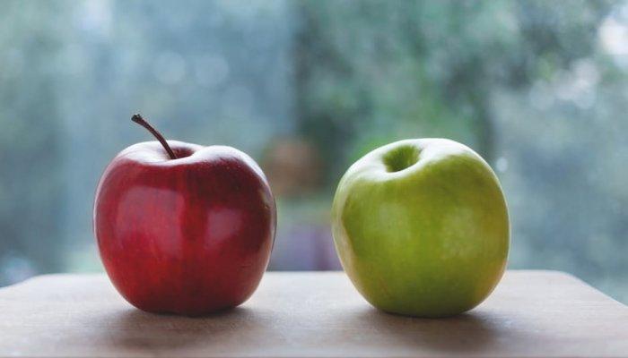 קינוח פליאו - תפוחי עץ אפויים