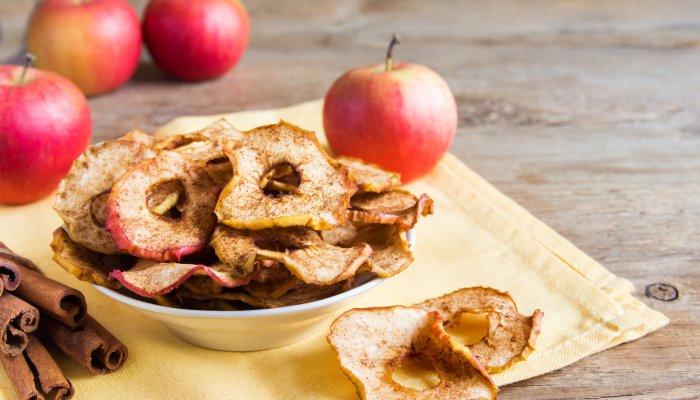 צ'יפס תפוחי עץ