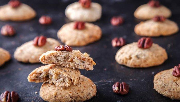 פליאו עוגיות פקאן