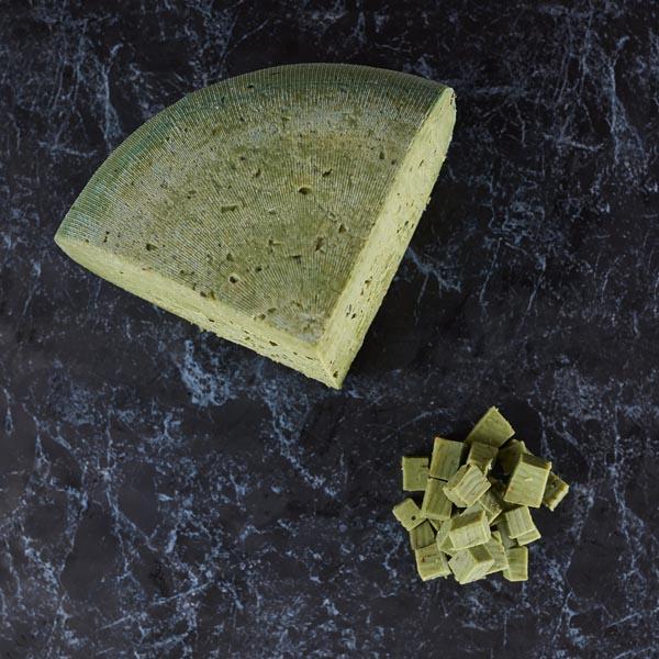 גאודה פסטו ירוק - חלב בקר, הולנד