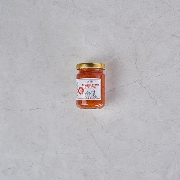 ממרח עגבניות מיובשות