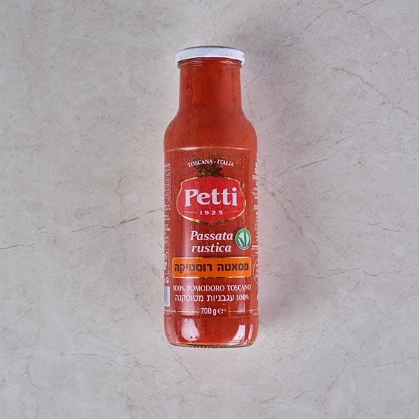 פאסטה - פטי איטלקי