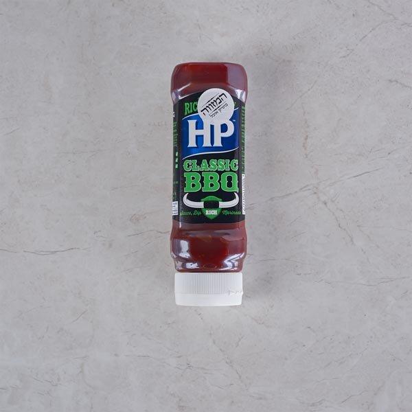 רוטב HP בטעם ברבקיו
