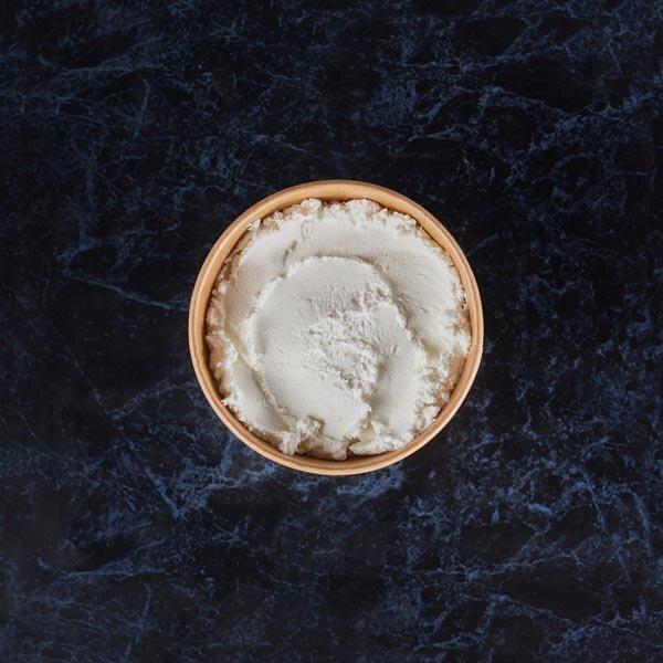 שמנת טבעי, גבינת שמנת עיזים