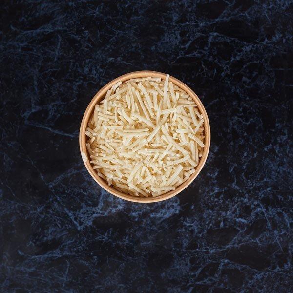250 גרם תערובת גבינות, פרמז'ן מגורד, עיזים מגורד