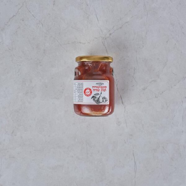 קונפיטורה תות שדה המזווה