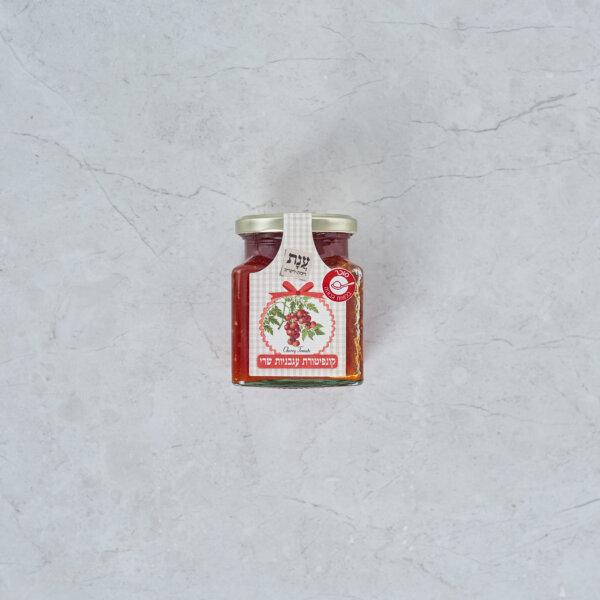 קונפיטורת עגבניות שרי